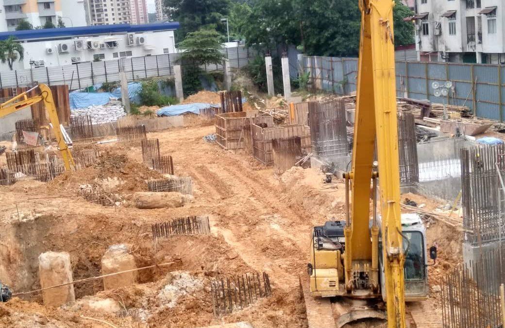 Site Progress – 27 Sep 2019