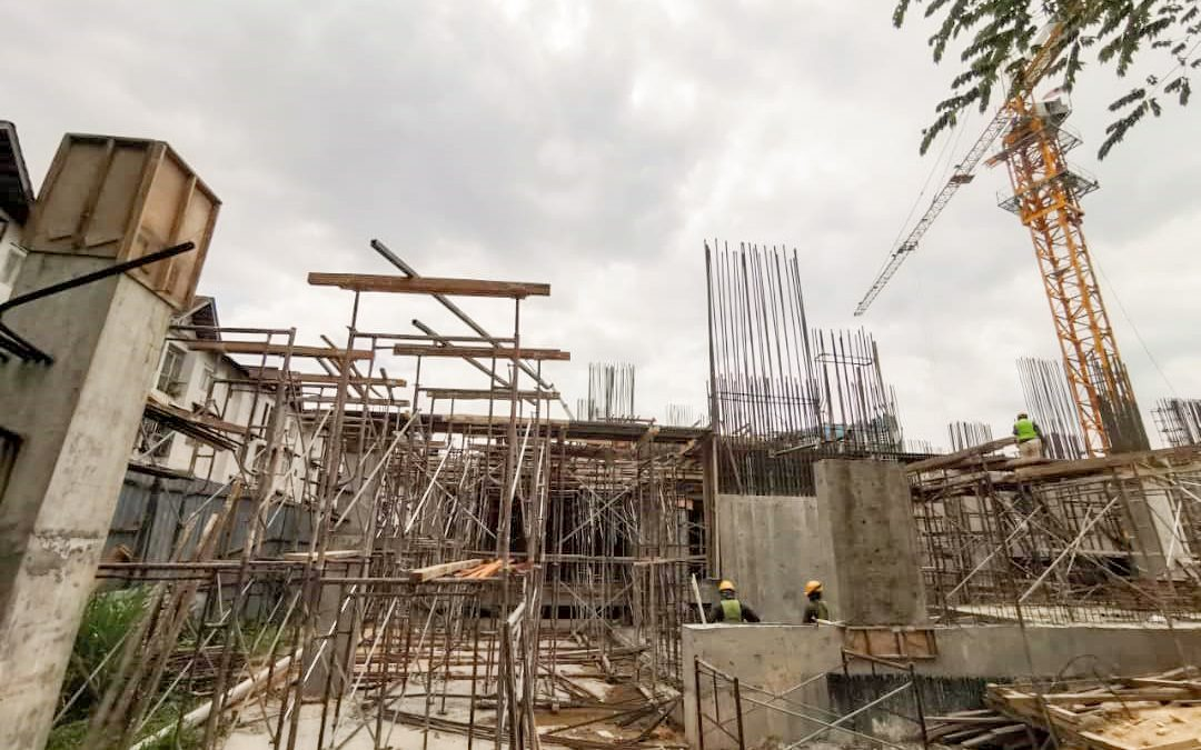 Site Progress – 5 Feb 2020