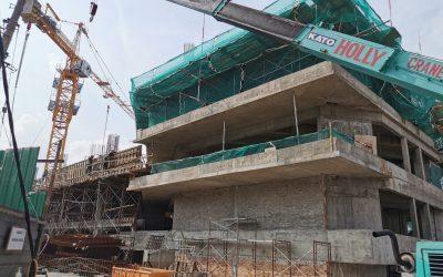 Site Progress – 30 June 2020