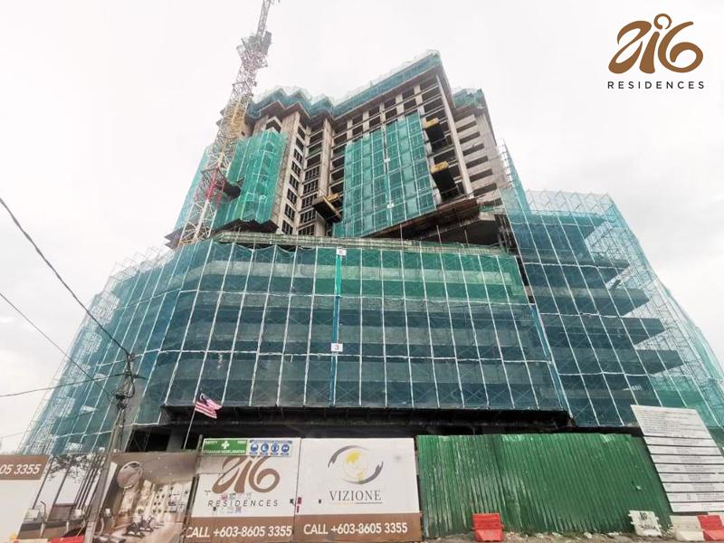 Site Progress – 20 Apr 2021